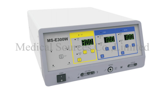 (MS-E300W) Appareil électrochirurgical intelligent haute fréquence portable chirurgical Esu